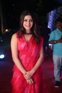 Actress Samantha New Pics @ Jaanu Pre Release Event