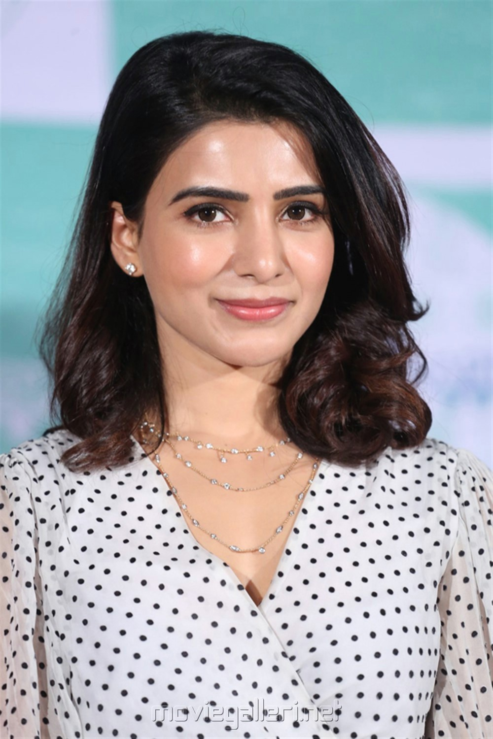 Actress Samantha Akkineni Cute Photos @ Laundry Kart App Launch