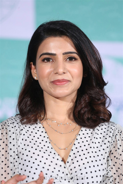 Actress Samantha Akkineni Photos @ Laundry Kart App Launch