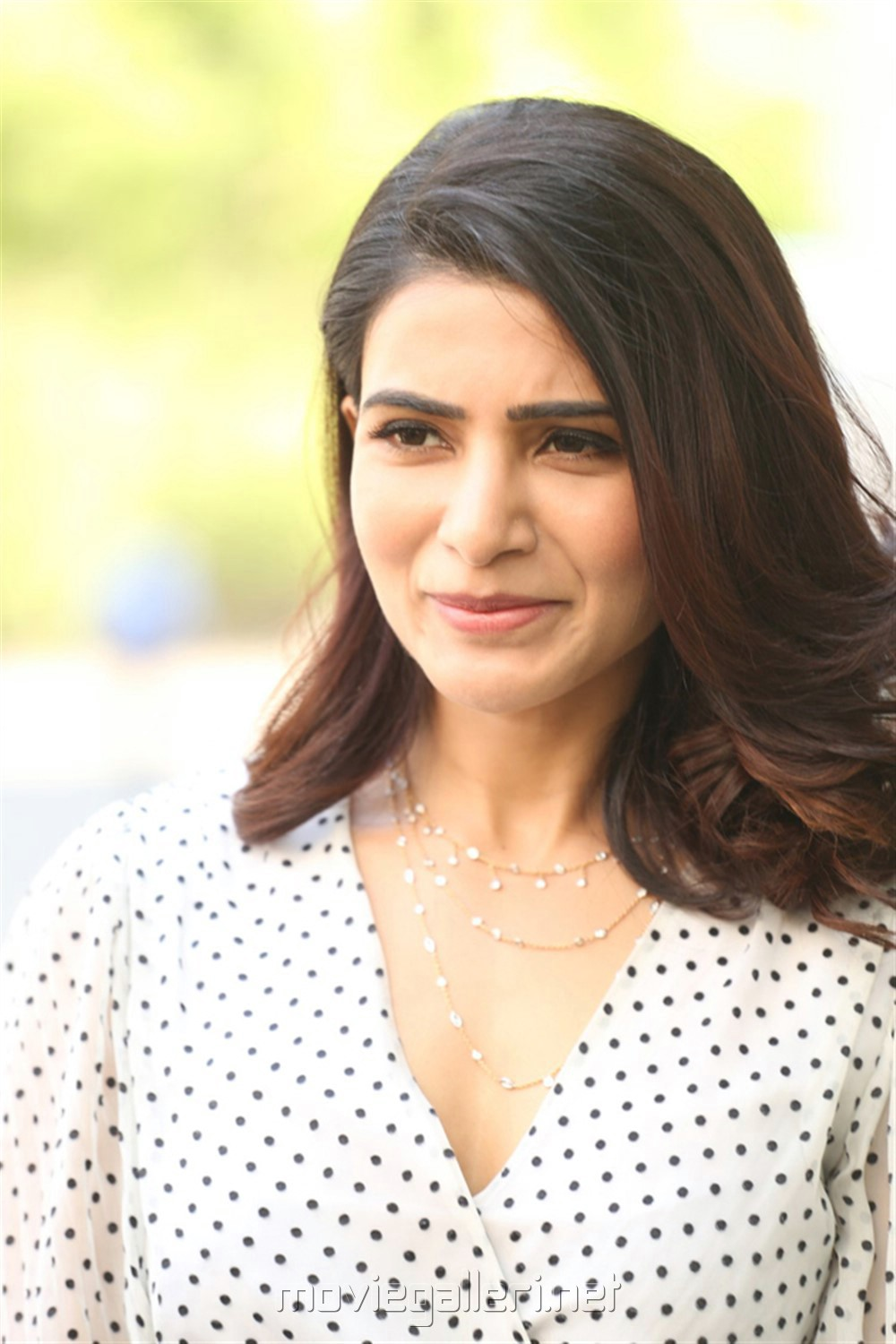 Actress Samantha Akkineni New Photos @ Laundry Kart App Launch