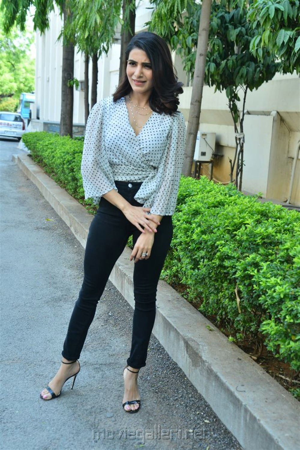 Actress Samantha Akkineni Photos @ Laundry Kart App Launch