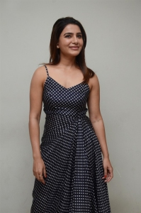 Actress Samantha Pics @ Zombie Reddy Movie Teaser Launch