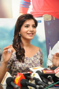 Actress Samantha Latest Images @  Attarintiki Daredi 25days Function