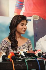 Samantha Ruth Prabhu Images @  Attarintiki Daredi 25days Press Meet