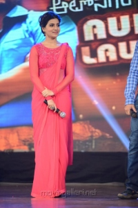 Actress Samantha Latest Stills @ Autonagar Surya Audio Release