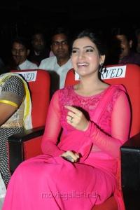 Samantha Latest Stills @ Autonagar Surya Audio Release