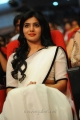Cute Expressions of Samantha at Seetamma Vakitlo Sirimalle Chettu Triple Platinum Disc