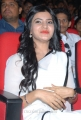 Cute Samantha Photos in White Saree at SVSC Platinum Disc Function
