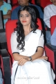 Cute Samantha Ruth Prabhu Photos in White Saree at SVSC Platinum Disc Function