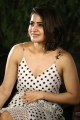 Actress Samantha Cute Smiling HD Images @ Rangasthalam Movie Interview