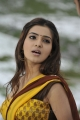 Samantha in Yellow Half Saree Photos