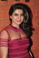 Gorgeous Samantha in Red Dress at T-Grill Launch
