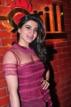 Gorgeous Samantha in Red Dress Pics at T-Grill Launch