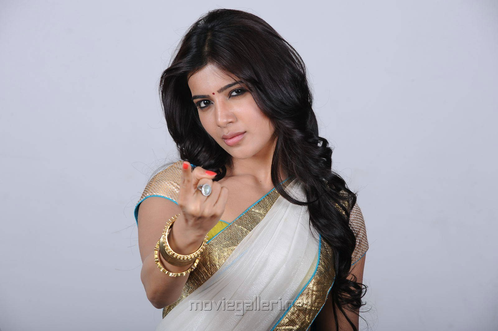 Actress Samantha Hot Spicy Half Saree Photoshoot Wallpapers [ Gallery ...