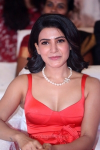 Actress Samantha Images @ Oh Baby Movie Pre Release