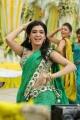 Samantha in Green Saree Pics