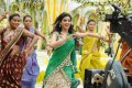Samantha Green Saree Photos