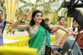 Samantha in Green Saree Pics