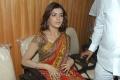 Actress Samantha in Traditional Silk Saree