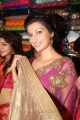 Hamsa Nandini inaugurates Kalamandir Store at AS Rao Nagar, Hyderabad