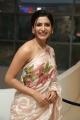 Actress Samantha Saree Stills @ Jaanu Movie Thanks Meet