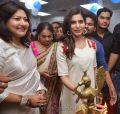 Actress Samantha launches V Care Super Speciality Clinic at Banjara Hills - Hyderabad