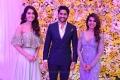 Actress Raashi Khanna @ Samantha Naga Chaitanya Wedding Reception Photos