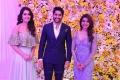 Actress Rashi Khanna @ Samantha Naga Chaitanya Wedding Reception Photos