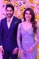 Samantha Naga Chaitanya Wedding Reception Images