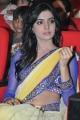 Samantha Ruth Prabhu Hot Saree Pics
