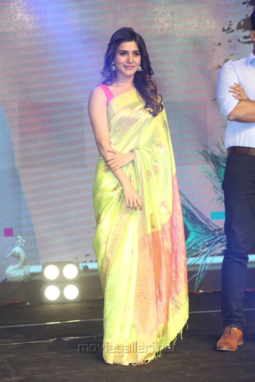 Actress Samantha Ruth Prabhu Photos @ Balakrishnudu Audio Release