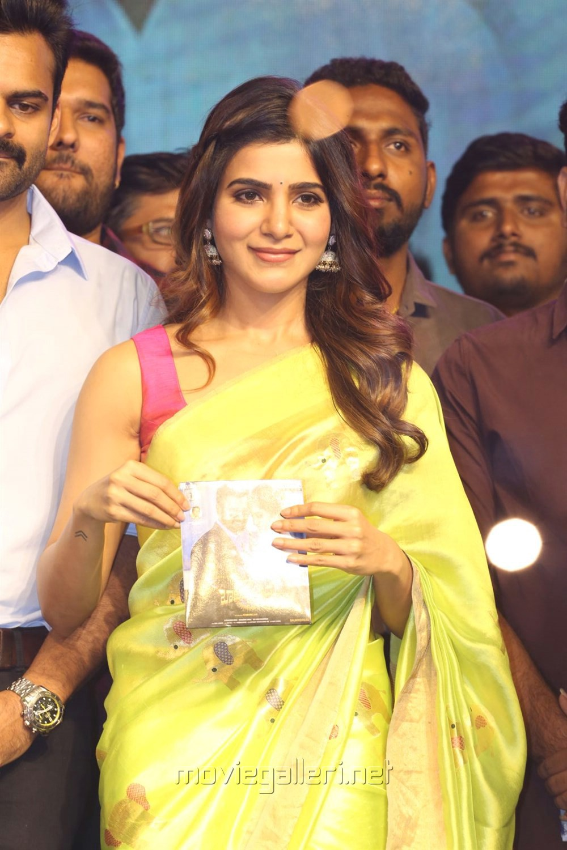 Actress Samantha Photos @ Balakrishnudu Audio Release