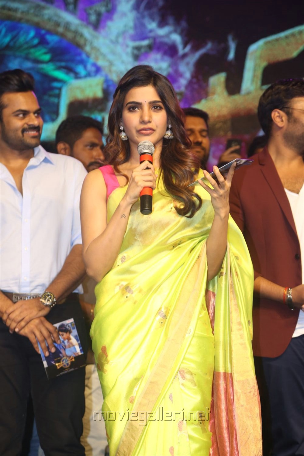 Actress Samantha Ruth Prabhu Photos @ Balakrishnudu Audio Launch