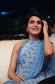 Actress Samantha Akkineni Pics @ Rangasthalam Success Meet