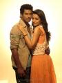 Vishal, Trisha in Samar Movie Photo Shoot Stills