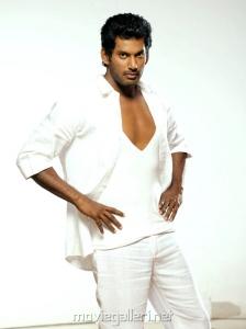 Actor Vishal in Samar New Stills