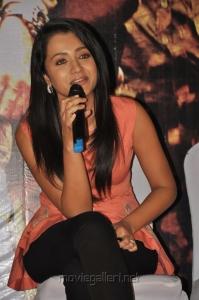 Actress Trisha at Samar Movie Success Meet Stills