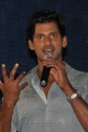 Actor Vishal at Samar Movie Success Meet Stills