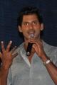 Actor Vishal at Samar Movie Success Meet Stills
