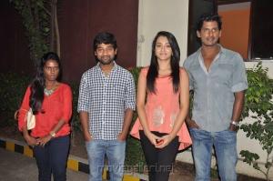 Samar Movie Success Meet Stills