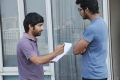 Vishal, Director Thiru at Samaran Shoopting Spot Stills