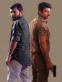 Dinesh, Srikanth @ Sambavam Movie Pooja Stills