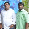 Producer John Max, Director Ranjith Paarijatham @ Sambavam Movie Pooja Stills