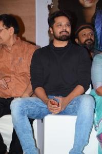 Nandu @ Sammohanam Movie Success Meet Stills