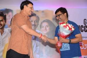 Sivalenka Krishna Prasad, Mohan Krishna Indraganti @ Sammohanam Movie Success Meet Stills