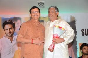 Sivalenka Krishna Prasad, Tanikella Bharani @ Sammohanam Movie Success Meet Stills