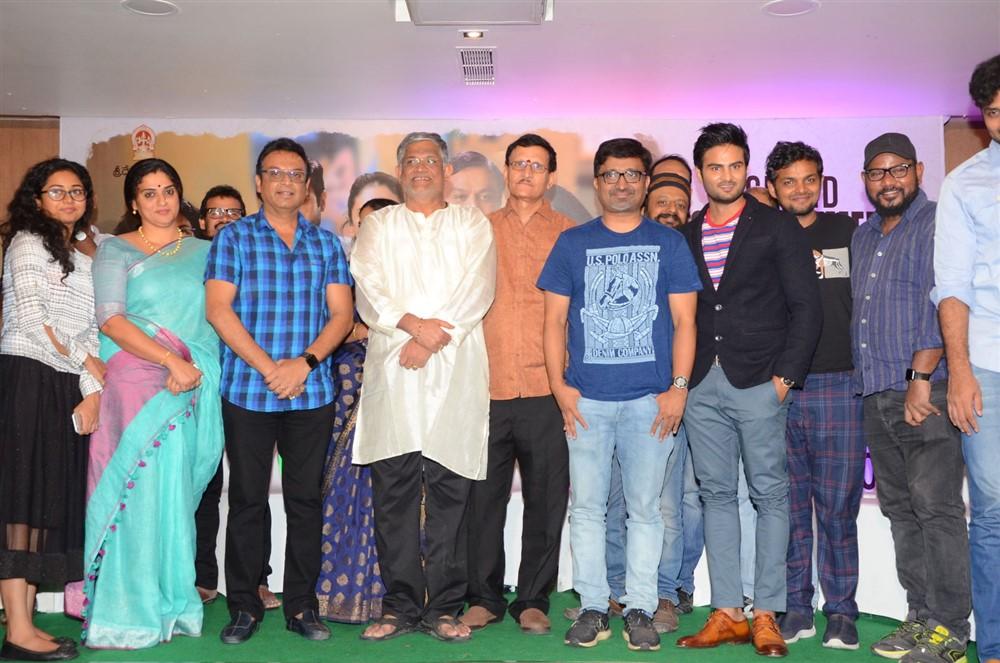 Sammohanam Movie Success Meet Stills