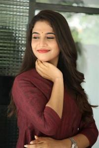 Actress Sampadaah Nagesh Photos @ Mass Maharaja Movie Opening