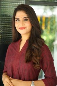 Actress Sampada Hulivana Photos @ Mass Maharaja Movie Launch