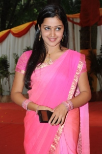 Telugu Actress Samskruthy Shenoy Photos at Tippu Movie Opening